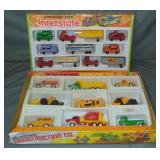 2 Boxed 1970s TootsieToy Gift Sets