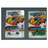 2 MINT Mattel Hotwheels Red Liners