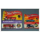 3 MINT Mattel Hotwheels Red Liners
