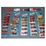 Large Lot Mattel Hotwheels Cars
