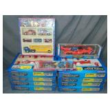 11 Boxed TootsieToy Sets