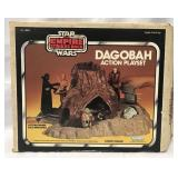 1981 Star Wars Dagobah Playset, Complete in Box