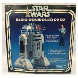 1978 Star Wars Radio Controlled R2-D2 in Orig Box