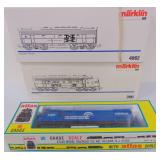 Marklin & Atlas HO Trains