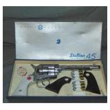 Nichols Stallion 45 Mark II Boxed.