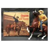 Hartland. Cheyenne. Clint Walker.