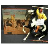 Hartland. Cochise and Pinto Horse Boxed.