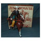 Hartland Jim Bowie and Blaze in Box.