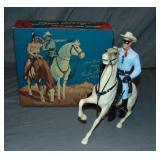 Hartland, Lone Ranger & Silver, Boxed