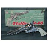 Stallion 41-40 Cap Gun Boxed.