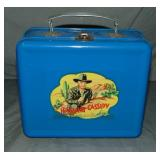 Hopalong Cassidy Lunchbox and Thermos.