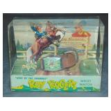 Roy Rogers Wrist Watch Boxed.