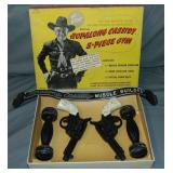 Hopalong Cassidy Five Piece Gym Boxed.