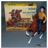 """Hartland, Jim Hardie """"Tales of Wells Fargo"""", Boxed"""