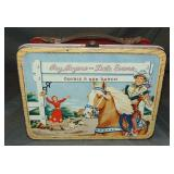 1954 Roy Rogers & Dale Evans Lunchbox & Thermos