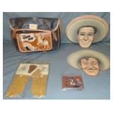 Vintage Lot of Cisco Kid Collectibles