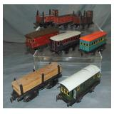 8Pc European Rolling Stock Lot