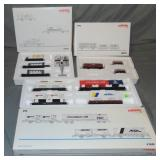 Boxed Marklin HO Car Sets 48691, 45093 & 47681