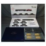 Boxed Marklin & Liliput HO Military Train
