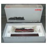 Boxed Marklin HO 37516 BR5,2-8 Steam Loco