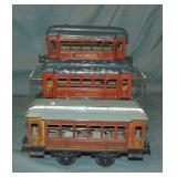 3 Early Bing Ga 1 Passenger Cars