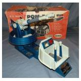 Remco U.S. Navy Pom Pom Gun, Boxed