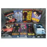 Universal Monsters Figures & Horror Lot