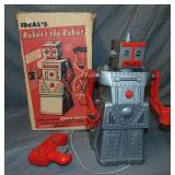 Ideal Robert the Robot with Original Box
