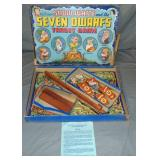 Snow White and the Seven Dwarfs Target Game.