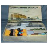 Scarce Boxed Bandai Atomic Armored Train