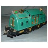 Custom Lionel/Ives 10E Electric Locomotive