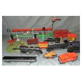 Tray Lot American Toy Trains