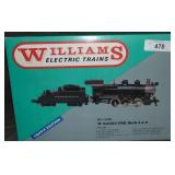 Boxed Williams Crown 5200 PRR B6sb Switcher