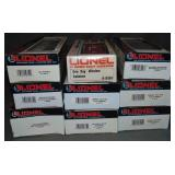 9 Lionel Freight Cars