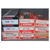 8Pc Lionel Freight Set