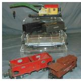 Lionel Tinplate Train Lot