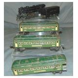 5Pc Lionel Prewar Passenger Set