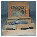 Clean Boxed American Flyer Passenger Set
