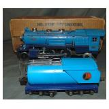 Partially Restored Lionel Blue 263E