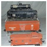 Nice Lionel Semi Scale Freight Cars