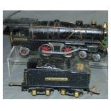 Clean Ives 1122 Steam Locomotive
