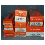 Boxed Lionel HO Accessories