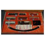 Large Boxed Lionel HO Steam Freight Set 5757