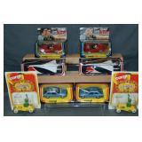 8 Corgi Vehicles