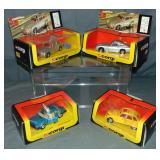 4 Corgi Vehicles