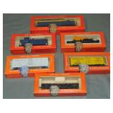 6pc Boxed Lionel HO Virginian Freight Set