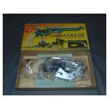 Hubley Colt 44 model Kit Boxed.