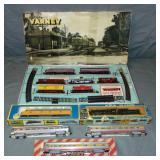 Large HO Trains Group