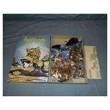 Aurora Gold Knight of Nice Model Boxed.