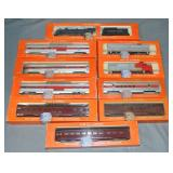 10pc Boxed Lionel HO Group